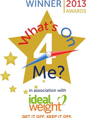 2013 Awards Logo - Winner